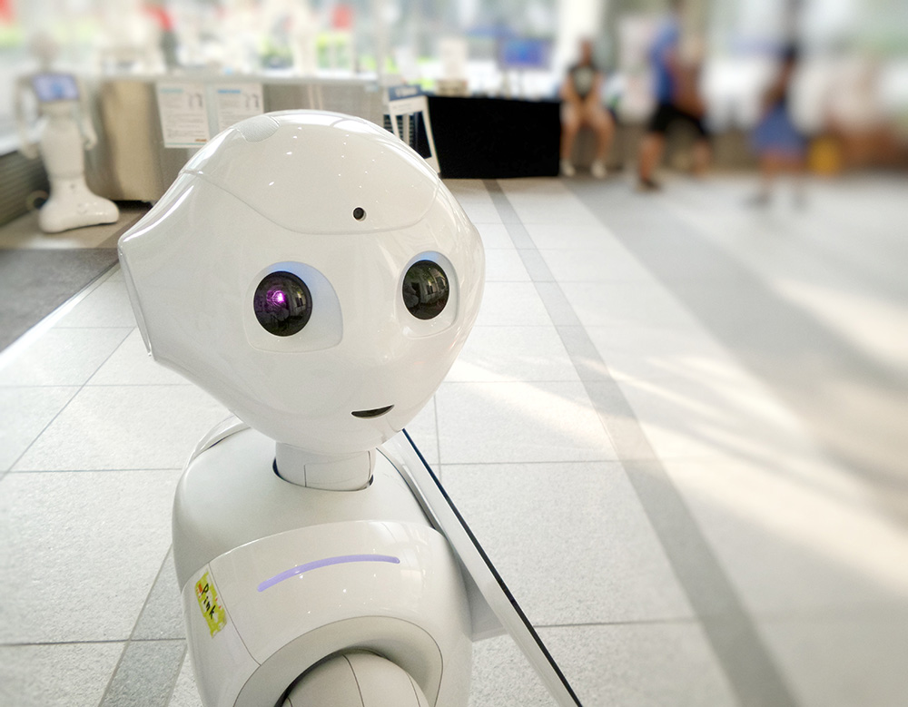 Intelligence Artificielle robots intelligents